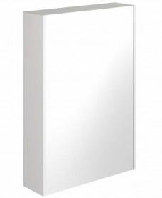 Regine Gloss White 55 Mirror Cabinet