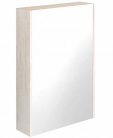 Regine Light Wood 55 Mirror Cabinet
