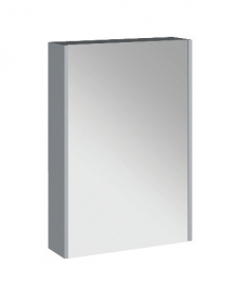 Pearl Grey 55 Mirror Cabinet ** Further Reductions**