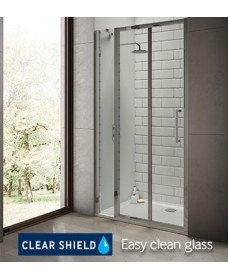 Rival 700 Bifold Shower Door - Adjustment 640-700mm