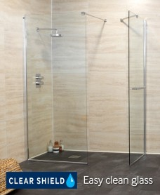 Rival Range 1200 Wetroom Panel