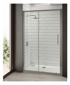 Rival 8mm 1000 Sliding Shower Door - Adjustment 940-1000 mm