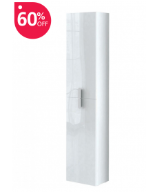 Contura White 30cm Wall Column - ** 60% off