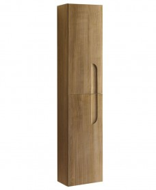 Pravia Walnut 30cm Wall Column