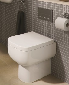 RAK Series 600 Back to Wall Toilet & Soft Close Seat