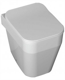 Sott'Acqua Back To Wall Pan & Soft Close Seat