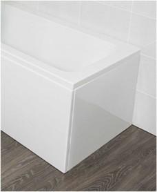 End Panel for P & L Shaped Bath