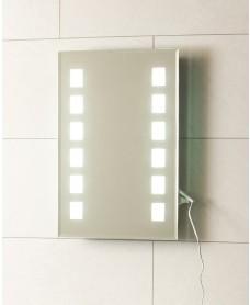 Signia Backlit Mirror 400 x 600