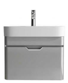 Aquiana Light Grey 57 Vanity Unit and Basin
