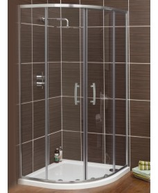 Stylo 800 quadrant Shower Enclosure - Adjustment 770-790mm