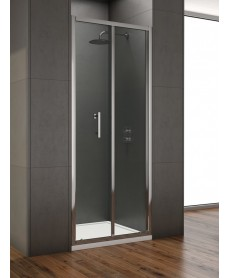 Style 950mm Bi-fold Shower Door - Adjustment 900 -940mm