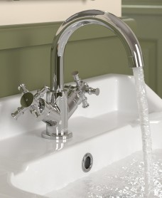 Sofia Basin Mixer with FREE  Basin Waste - *FURTHER REDUCTIONS
