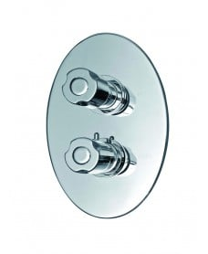 "Biotherm 1/2"" Concealed Thermostatic Shower Valve *A Further 10% off with Code BF10"