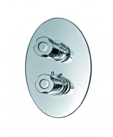 "Biotherm 1/2"" Concealed Thermostatic Shower Valve"