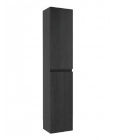 Dark Wood 30cm Wall Column