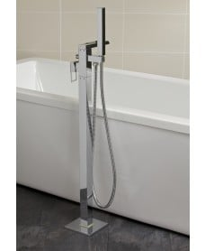 Della Freestanding Bath Shower Mixer
