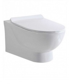 Aruba Wall Hung Toilet with Seat