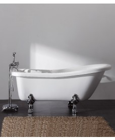 Elizabeth 1530 x 670 Free Standing Bath - A Further 10% Off with Code MAY10