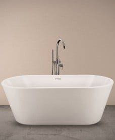 Zara 1695 x 750 Free Standing Bath- **A Further 10% Off with Code JAN10