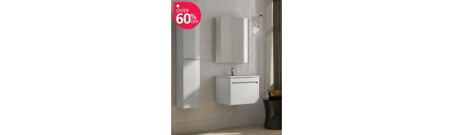 Elora White Furniture Pack - * 60% Off