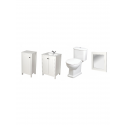 Ashbury White Bathroom Suite - *Special Offer