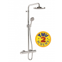 Puro Thermostatic Inta Shower Kit - *Further Reductions