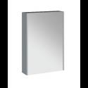 Pearl Grey 55 Mirror Cabinet