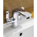 Preston Basin Mixer with  FREE Click Clack Waste - ** 70% OFF