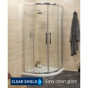 Rival Range 1000 Quadrant Shower Enclosure - Adjustment 950mm-980mm  - **70% Off