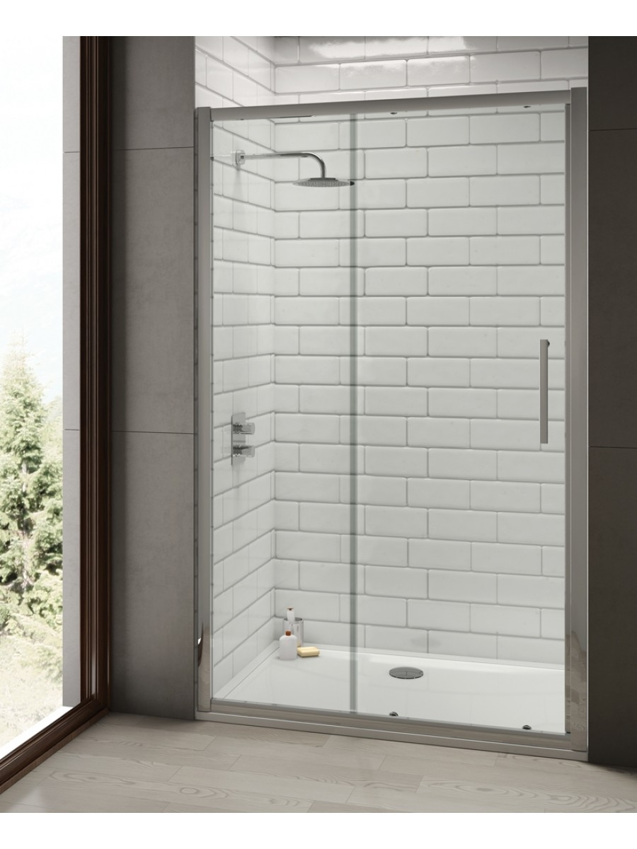 Sliding Doors Rival 8mm 1000 Sliding Shower Door