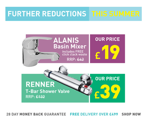 Further Reductions This Summer