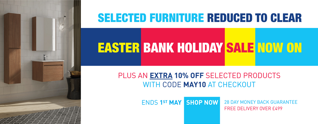 Selected Furniture Reduced to Clear